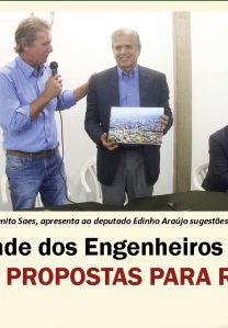 Boletim nº 184 – deputado Edinho Araújo